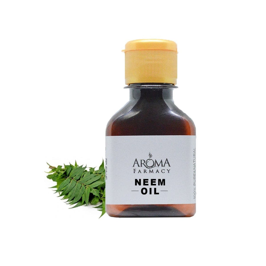 Neem Oil 100% Pure & Natural - Aroma Farmacy