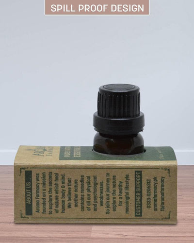 Cedarwood Essential Oil 100% Pure & Natural - Aroma Farmacy