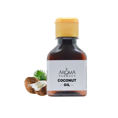 Coconut Oil 100% Pure & Natural - Aroma Farmacy