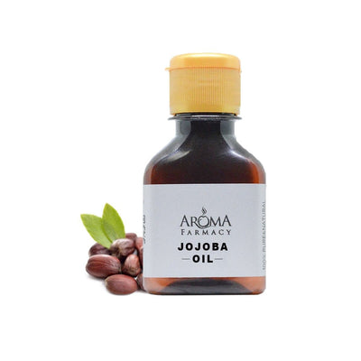 Refined Jojoba Oil 100% Pure & Natural - Aroma Farmacy