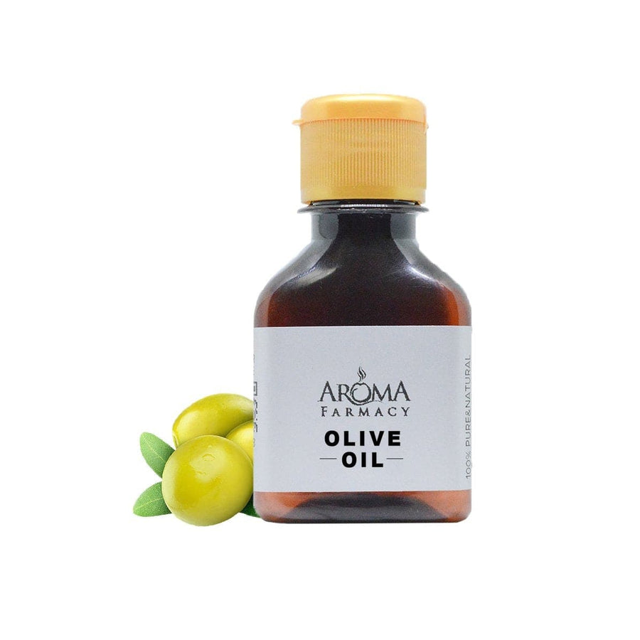 Olive Oil / Zaitoon Oil 100% Pure & Natural for Hair - Undiluted - Aroma Farmacy