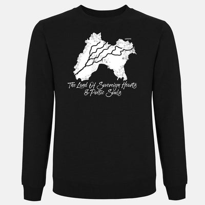 Land of Sovereign Hearts Crewneck