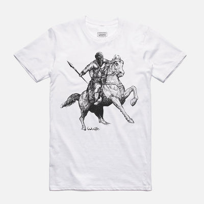 Warrior on Horseback T-Shirt
