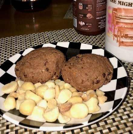 Cacao Keto Cookies