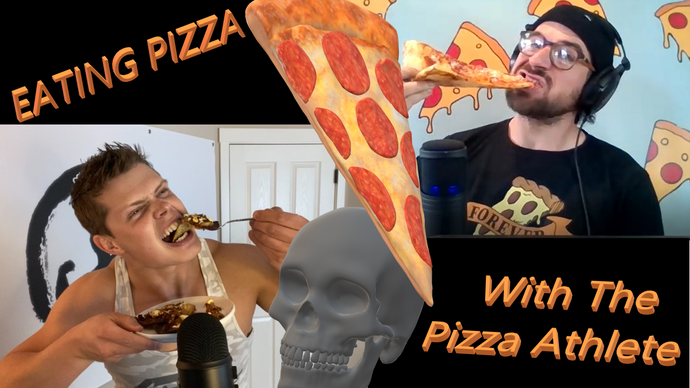 E37 - Eating Pizza with The Pizza Athlete Himself!
