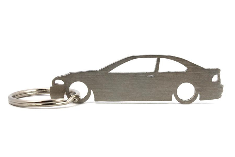 BMW E46 Coupe Key Ring