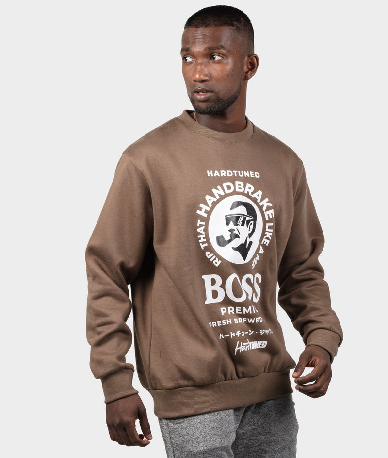 HardTuned Boss Sweater