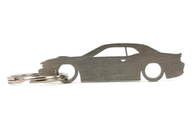 Dodge Challenger Key Ring
