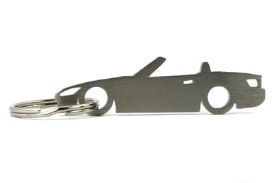 Honda S2000 Open Roof Key Ring