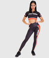 Hardtuned Promogirl Leggings - Red