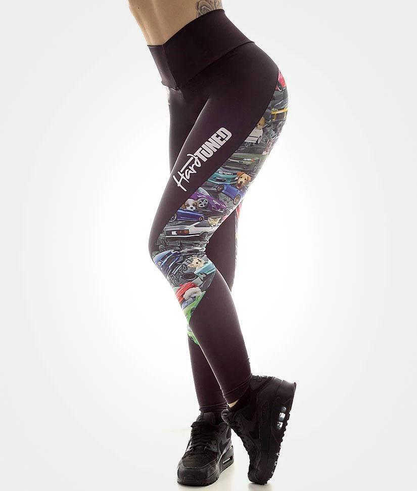 JDM Booty Cuties Leggings