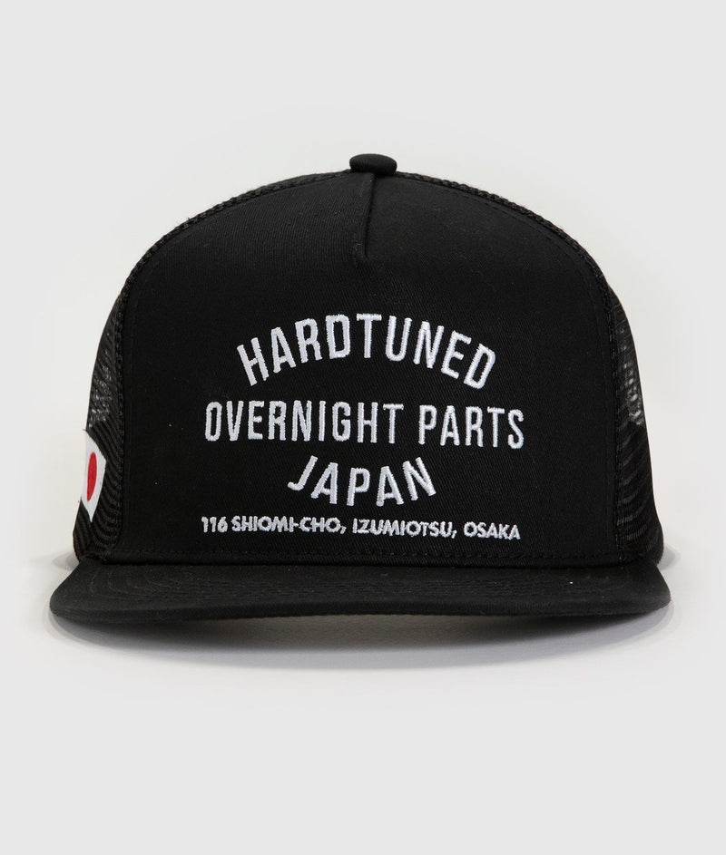 Hardtuned Overnight Parts Trucker Cap