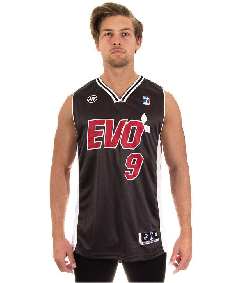 Hardtuned Evolution IX Basketball Jersey