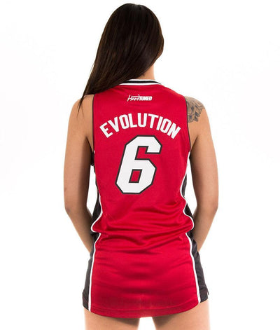 Hardtuned Evolution VI Basketball Jersey