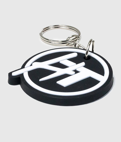 HardTuned Dot Soft Rubber Key Ring