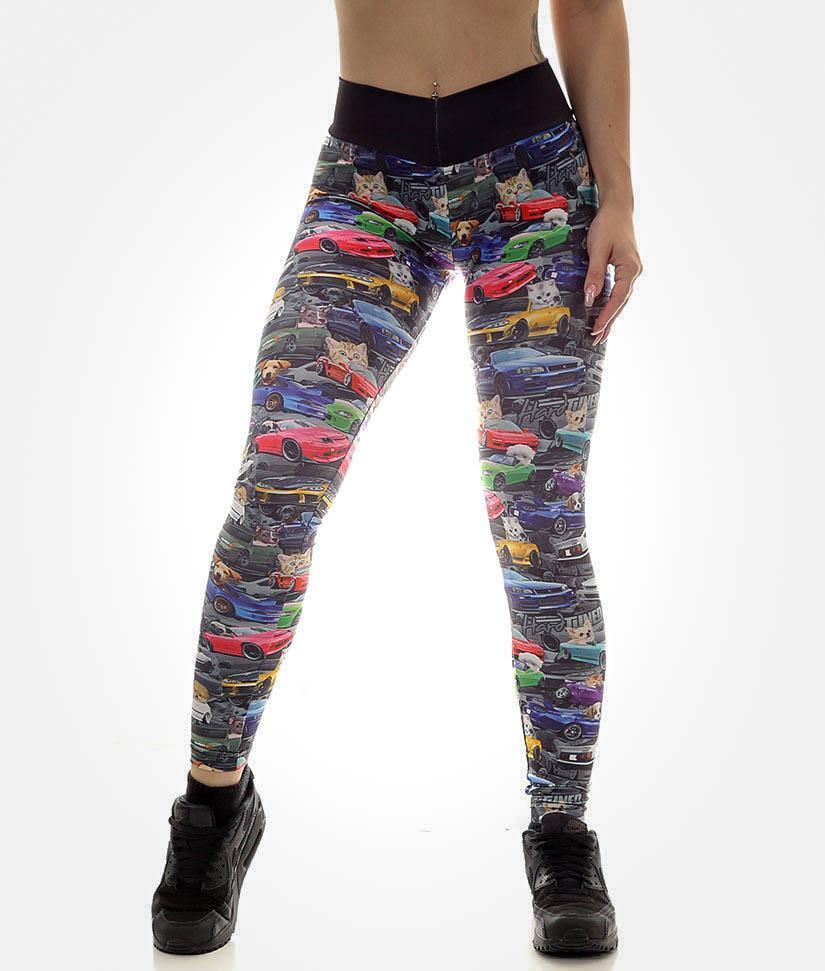 Leggings - JDM Cuties Leggings