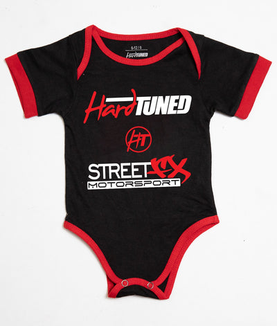 Mental Race Car Baby Romper