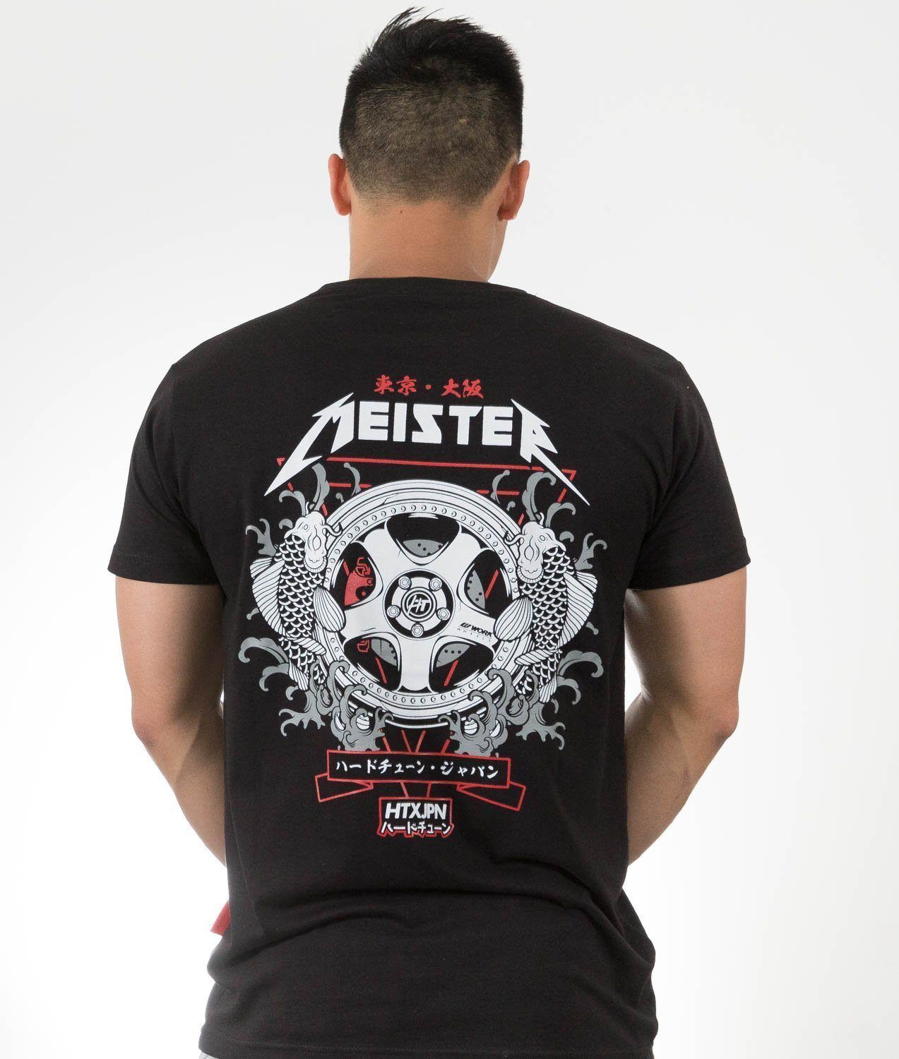 Tee - Work Meister Tattoo Band Tee