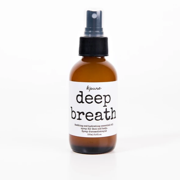 Deep Breath Spray