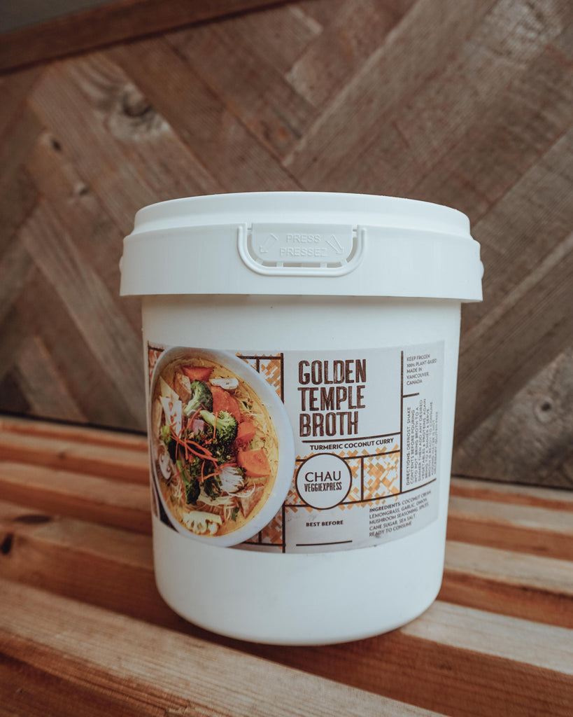 Golden Temple Broth (Family Size)