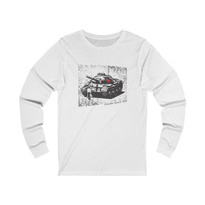 The Tank Man Long Sleeve - Women's