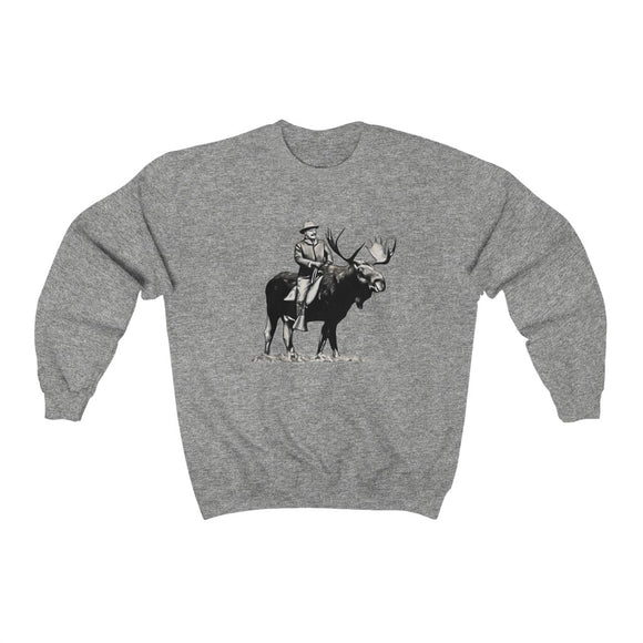 The Teddy Roosevelt Sweatshirt - Women's