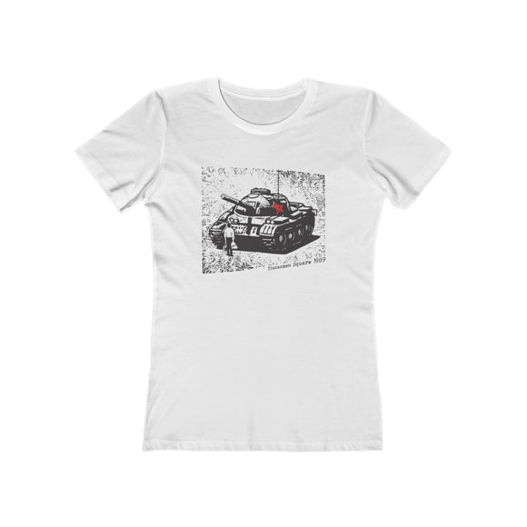 The Tank Man T-Shirt - Women's