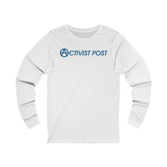 Activist Post Logo Long Sleeve - Women's