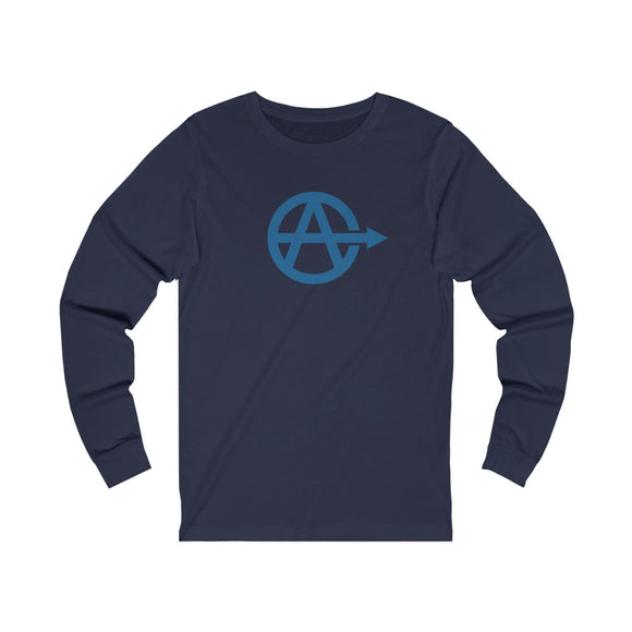 The Activist Post Logo Long Sleeve