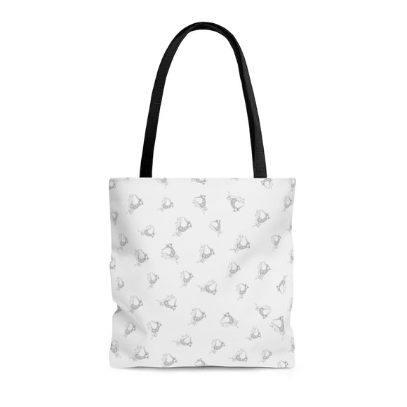 Bedford Flag AOP Tote Bag