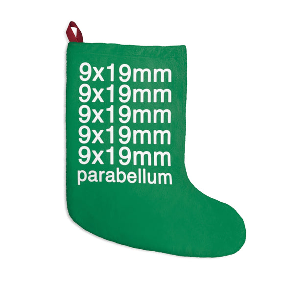 The 9MM Christmas Stocking