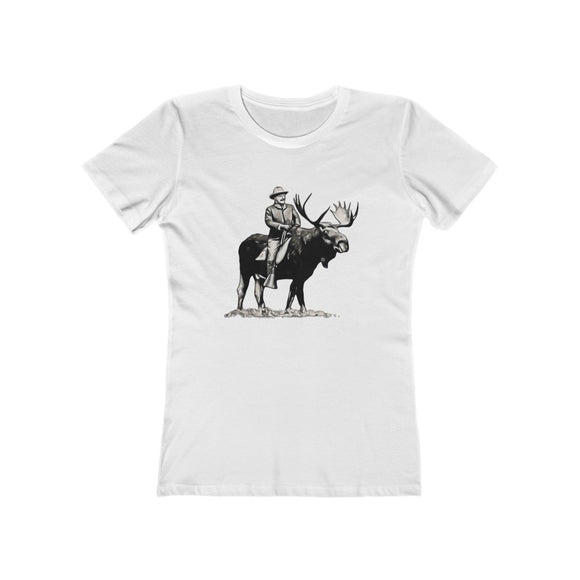 The Teddy Roosevelt T-Shirt - Women's
