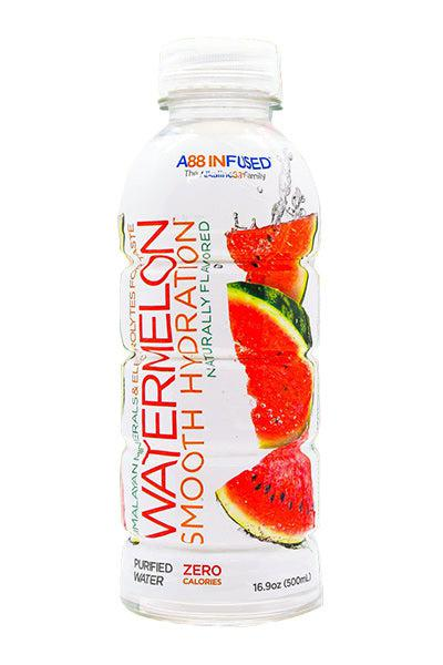 A88 Watermelon Infused™ Water (12 Pack) - Alkaline88