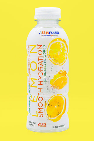 A88 Infused™ Lemon (12 Pack) - Alkaline88