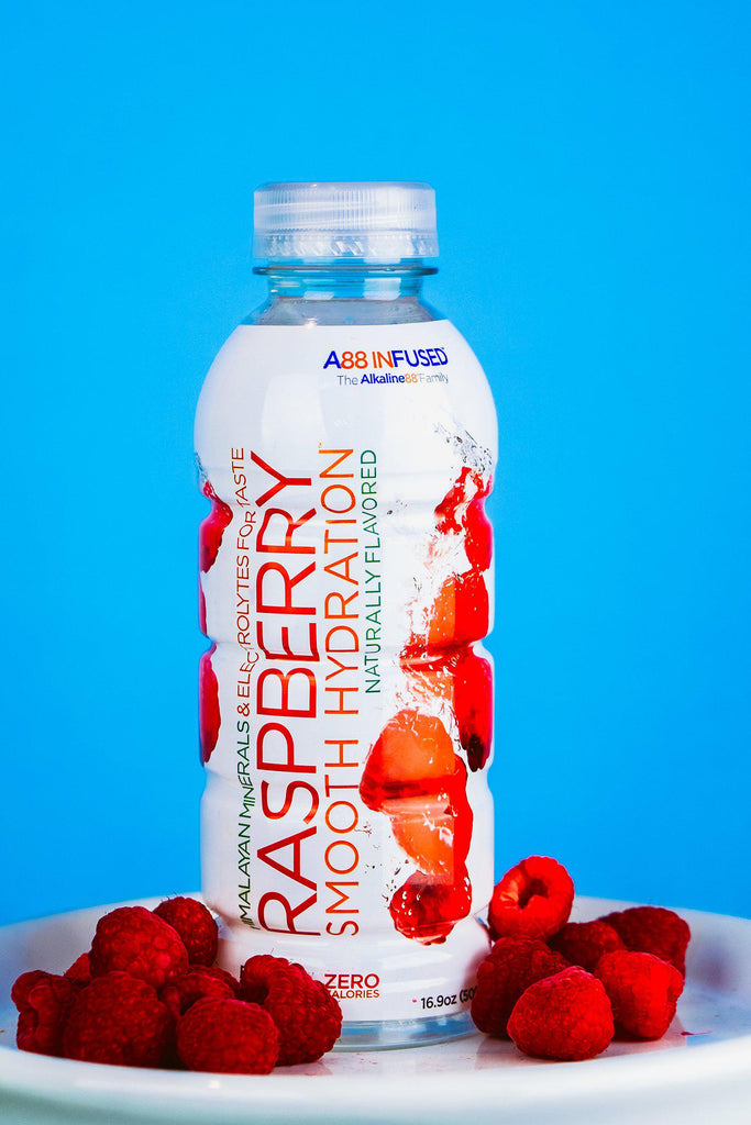 A88 Infused™ Raspberry (12 Pack) - Alkaline88