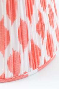 Signature Ikat - Coral Swatch