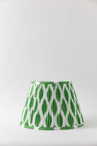 Signature Ikat in Green 14""