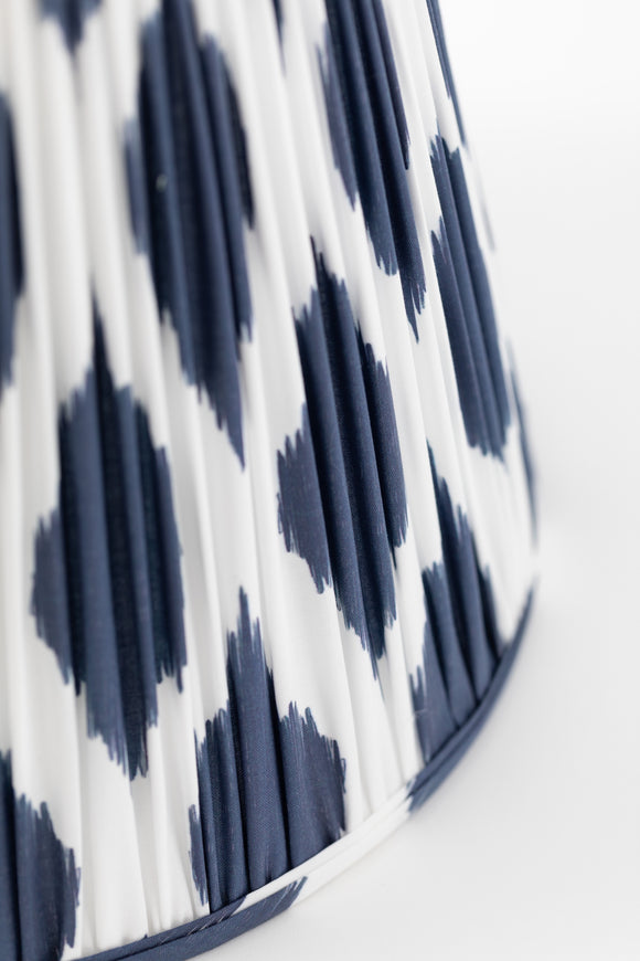 Signature Ikat - Navy Swatch