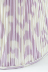 Soft Ikat - Lavender Swatch