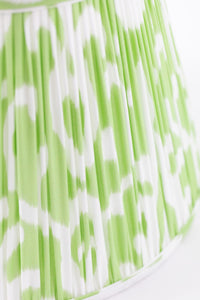 Soft Ikat - Pear Swatch