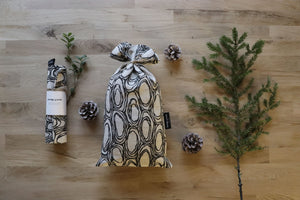 Kaarna 'Bark' Reusable Giftbag