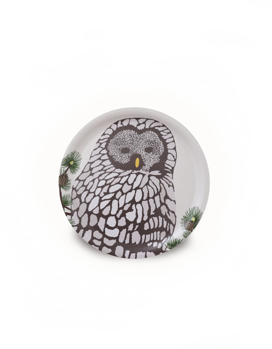 Owl Tray Mini