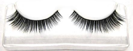 100% Authentic Mink Strip Eyelashes (#007)