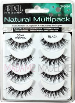 Ardell Natural Multipack Demi Wispies (61494)