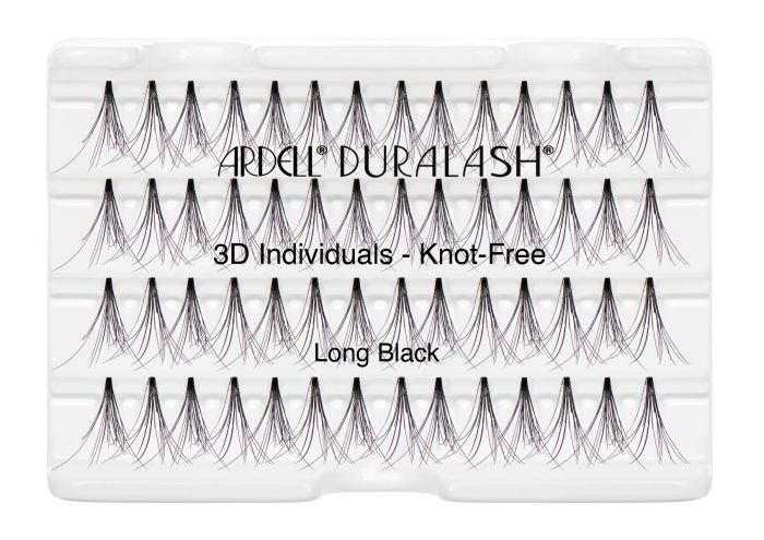 Ardell 3D Individuals Long Black