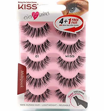 KISS So Wispy Multi-Pack (Lash #01)
