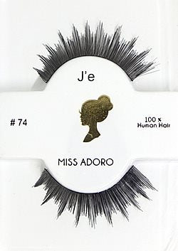 Miss Adoro False Eyelashes #74