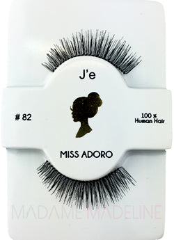 Miss Adoro False Eyelashes #82