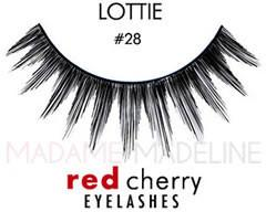 Red Cherry Lashes #28