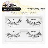 Andrea Two-of-a-Kind (Twin Pack) #45 Lashes